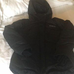 Columbia Omni heat down jacket